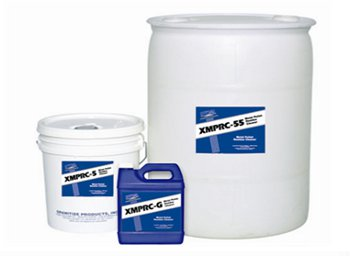 GRANITIZE� XMPRC-55 Metal Polish Residue Cleaner - 55 Gallon Drum