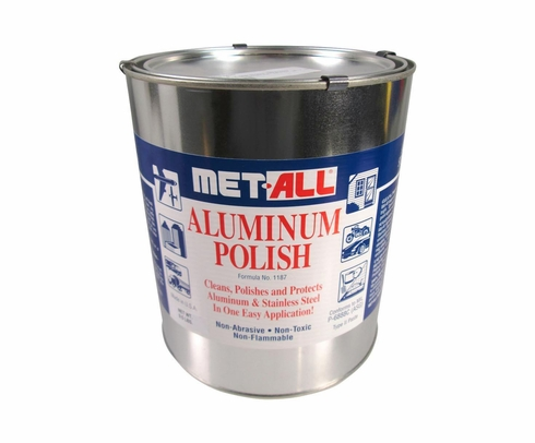 Met-All TC-G Aluminum & Stainless Polish - 9.5 lb Can