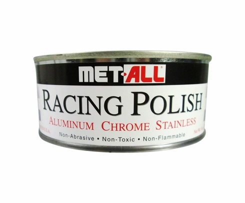Met-All RP-8 Racing Polish - 8 oz Can