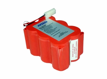 Aviall BS2173 Alkaline ELT Battery for D & M ELT-6, ELT-8 - 2 Year