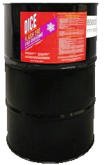 AvLabs D-F190-55 DICE Flash 190 (FSII) Fuel System Ice Inhibitor - 55 Gallon (206.9 Kg) Drum