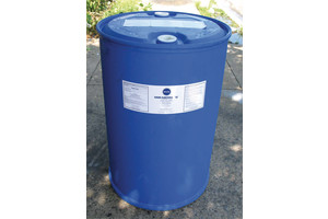 Mirandy Mirabowl Q Dark Blue (Ready to Use) Aircraft Lavatory Tank Deodorant & Cleaner - 55 Gallon Drum