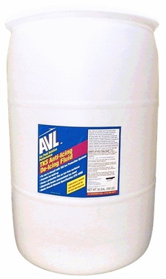 AvLabs TKS Aircraft Wing De-icer Fluid - 55 Gallon Drum (CLEARANCE)