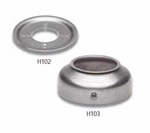 Whelen 11-230079-000 Model H103 Rotating Beacon Mount Adapter