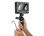 Hawkeye V2 060-1500-4 Tungsten Sheathed 6.0mm OD x 1.5m 4-Way Articulating Video Borescope
