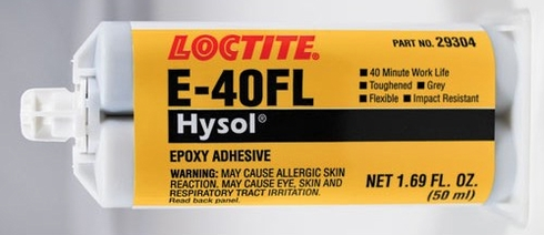 Henkel Loctite E-40FL Hysol Epoxy Structural Adhesive from