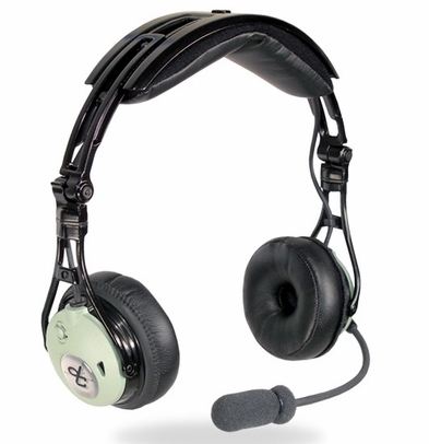 David Clark DC Pro X Noise-Cancelling Commercial Aircraft Headset