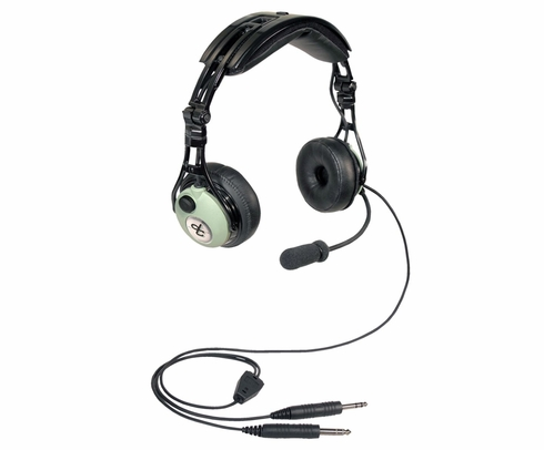 David Clark DC Pro Passive Commercial Aircraft Headset