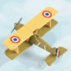 World War I Diecast Planes