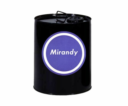 Mirandy Mirabowl Q Dark Blue (Ready to Use) Aircraft Lavatory Tank Deodorant & Cleaner - 5 Gallon Pail