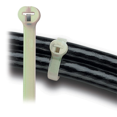 "Thomas & Betts TYHT27M Ty-Rap Cable Tie - 120lb - 13"" - 500 Pack"