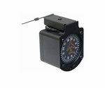 Precision Aviation PACMO-APZ21N Piper PA-23 & Cessna 400 Series Vertical Card Compass Mount