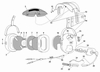 David Clark Headset Spare Parts Diagrams