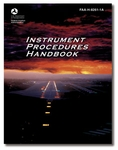 Aviation Supplies & Academics ASA-8261-1A Instrument Procedures Handbook Softcover Book