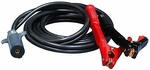 Associated 6142 Piper Style 15' Long - 4 AWG Jumper Cables