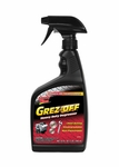 Grez-Off® 22732 Yellow Heavy-Duty Degreaser - 32 oz Trigger-Spray Bottle