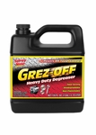 Grez-Off® 22701 Yellow Heavy-Duty Degreaser - Gallon Jug