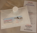 Lab One LOA-101-PP Aviation Oil Analysis Kits