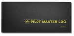 Aviation Supplies & Academics ASA-SP-6 Black Standard Master Pilot Log Book