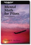 Aviation Supplies & Academics ASA-MATH-2 Mental Math for Pilots