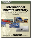 Aviation Supplies & Academics ASA-ACD Plane & Pilot Magazine International Aircraft Directory