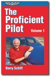 Aviation Supplies & Academics ASA-PP-1 Volume 1 The Proficient Pilot Softcover Book