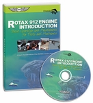 Aviation Supplies & Academics ASA-F2F-ROTAX-2 ROTAX 912 Engine Basic Operation Introduction DVD