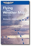 Aviation Supplies & Academics ASA-WX-MAP Flying the Weather Map