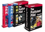 Aviation Supplies & Academics ASA-PP-SET Proficient Pilot Gift Set