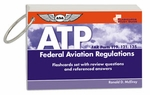 Aviation Supplies & Academics ASA-CARDS-ATP Flashcard Study Guides for ATP