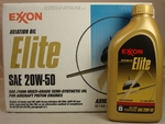 Exxon Mobil Elite 20W50 Aviation Oil