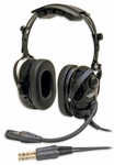 Aviation Supplies & Academics ASA-HS-1A AirClassic Aviation Headset