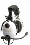 SoftComm C-35 White Knight Stereo Headset