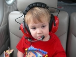 "SoftComm C-45-10A ""Child Prince"" Headset with Audio Jacks"