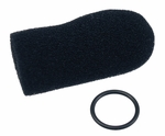 SoftComm 202206 Large Headset Microphone Cover