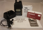 Yaesu Vertex VXA-220 Pro VI Air Band Aviation Transceiver