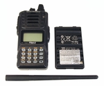 Yaesu Vertex VXA-300 Pilot III Air Band Transceiver Nav/Com