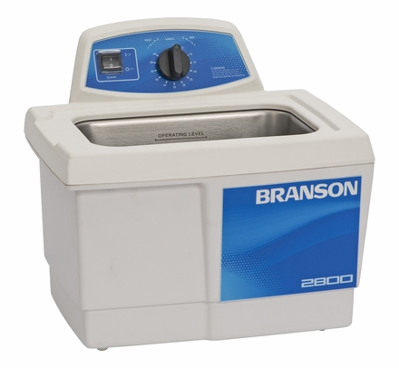 Bransonic® CPX-952-216R Ultrasonic Cleaner M2800 - Mechanical Timer