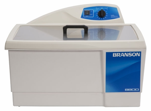 Bransonic® CPX-952-817R Ultrasonic Cleaner M8800H - Mechanical Timer - Heater