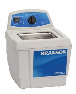 Bransonic® CPX-952-117R Ultrasonic Cleaner M1800H - Mechanical Timer - Heater
