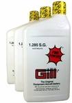 Gill 3 Quart Pack Aircraft Battery Electrolyte Fluid