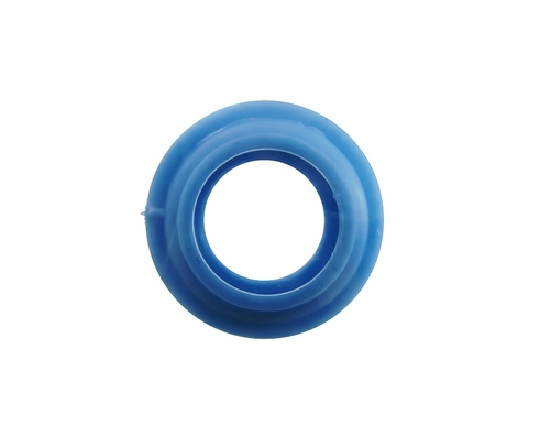 Paco Plastics PE7000-4 Blue Circuit Breaker Button Cap