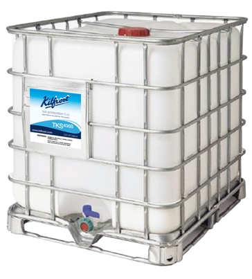 Kilfrost TKS 406B General Aviation Aircraft In-Flight Ice Protection Fluid - 275 Gallon Drum