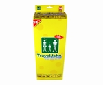 TravelJohn� 66892 Disposable Urinals Deluxe - 18 Urinal/Pack