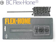 Flex-Hone Tool BC95M24 Flexible Honing Brush - 9.5 mm