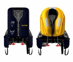 EAM Worldwide P01253-101 Blue Titan-XF Life Preserver without D-Rings