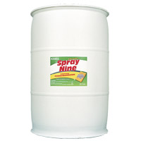 ITW Spray Nine� 26855 Heavy-Duty Cleaner+Degreaser+Disinfectant - 55 Gallon Drum