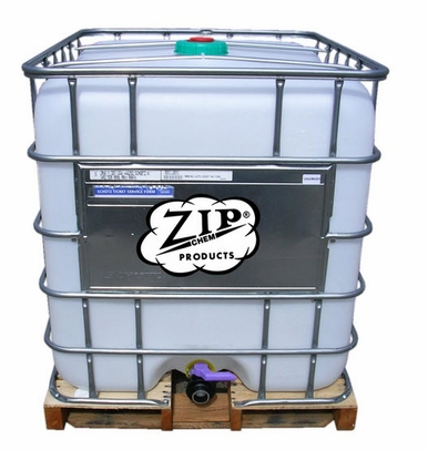 Zip Chem 002011 Calla 500 Overseas Aircraft / GSE Exterior Cleaning Compound - 330 Gallon Tote