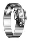 Breeze Aero-Seal® 200 Series Stainless Steel Worm-Drive Industrial/Aircraft Clamps