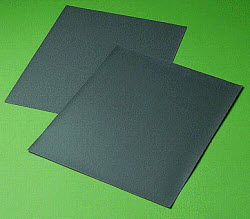 "3M 051144-02015 Wetordry 431Q Sandpaper - 9"" x 11"" Sheets - ""C"" Weight - 150 Grade"